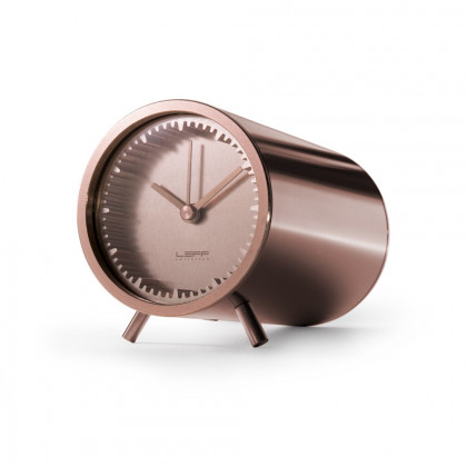 LEFF amsterdam X Piet Hein Eeek Tube Clock - Cooper