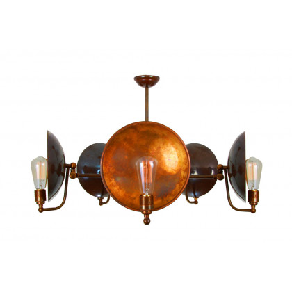 Cullen 5 Arm Chandelier Light