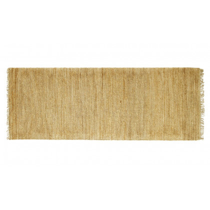 Massimo Rugs 80 x 200 cm Beige Sumace Rug Handknotted - Beige