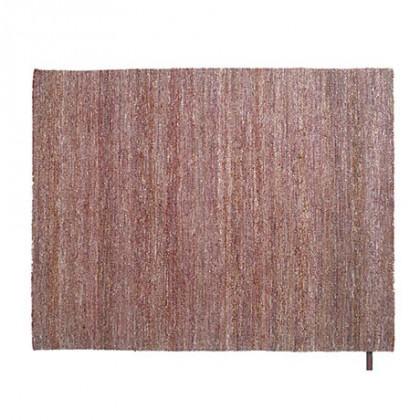 Massimo Rugs 170 x 240 cm Chocolate SILKrug - Chocolate