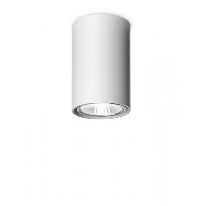 Vertigo Bird Naked D Ceiling Lamp - White