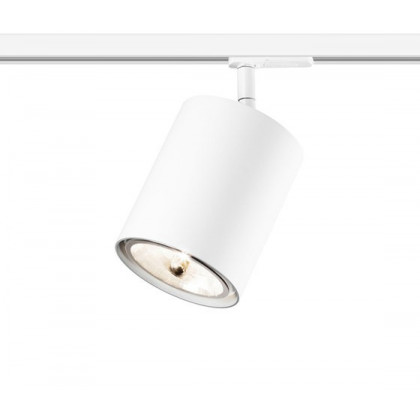 Vertigo Bird Naked on Track C Lamp - White