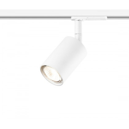 Vertigo Bird Naked on Track D Lamp - White