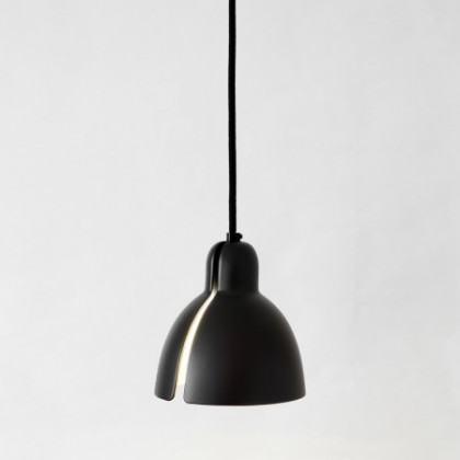 Adolfo Abejon Venice Porcelain Lampshade - Black