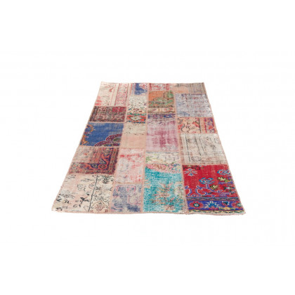 Massimo Rugs 170 x 240 cm Natural Strong Vintage Rug - Multi Color