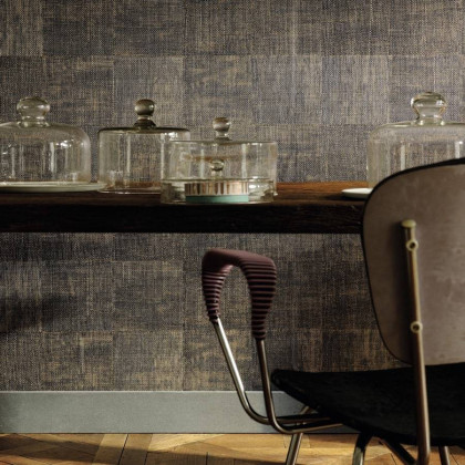 Elitis Raffia & Madagascar Woven Raffia Wallpaper-VP 601 92