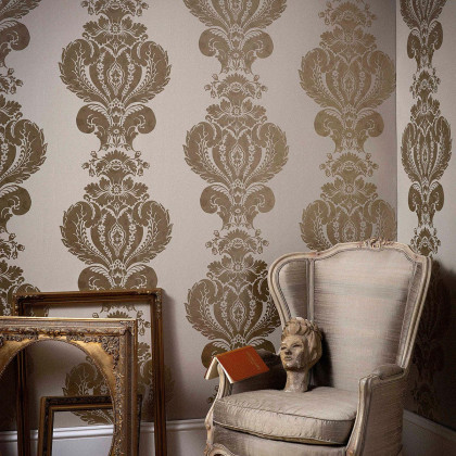 Cole and Son Baudelaire Wallpaper - Albemarle
