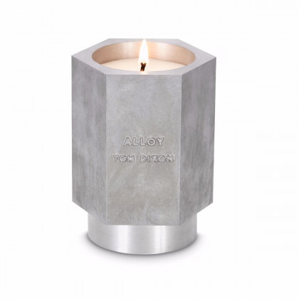 Tom Dixon Materialism Alloy Candle - Medium