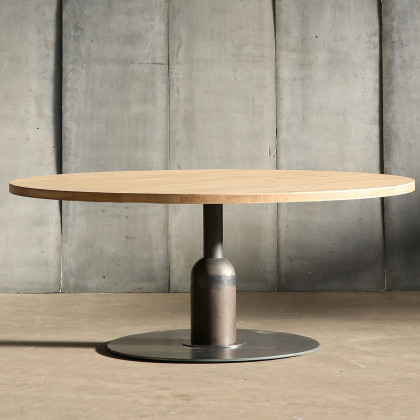 Heerenhuis Apollo XXL Oak Cafe Table MTM