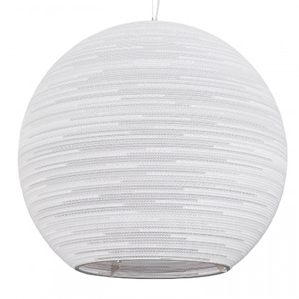 Graypants White Arcturus Pendant Light