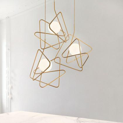 Gibas Inciucio Pendant Light (60cm)