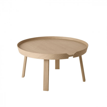 Muuto Around Coffee Table - Large-Oak