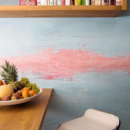 Ella Doran Azure State Wallpaper
