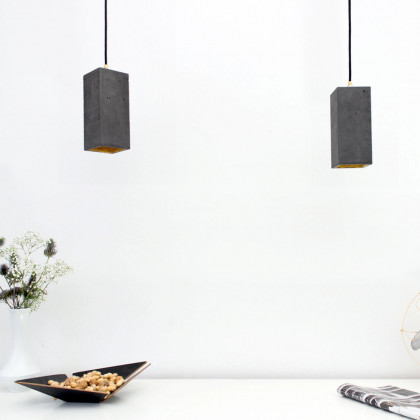 GANTlights B2 Pendant - Dark