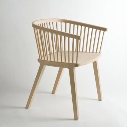 Colé Italian Design Label Secreto Armchair