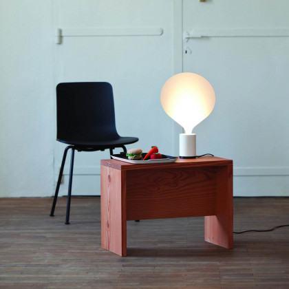 Vertigo Bird Balloon Table Lamp – White
