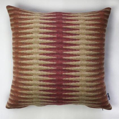 Chalk Wovens Beacon Cushion - Quince