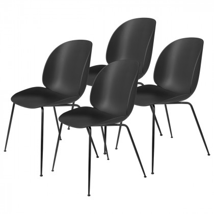 Gubi Beetle Chair, Set Of 4