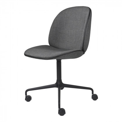 Gubi Beetle Meeting Chair - 4-Star Base W/ Castors