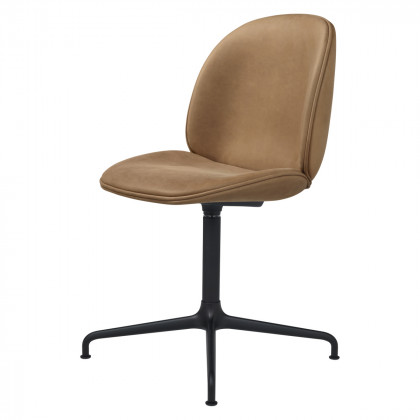 Gubi Beetle Meeting Chair - 4-Star Swivel Base