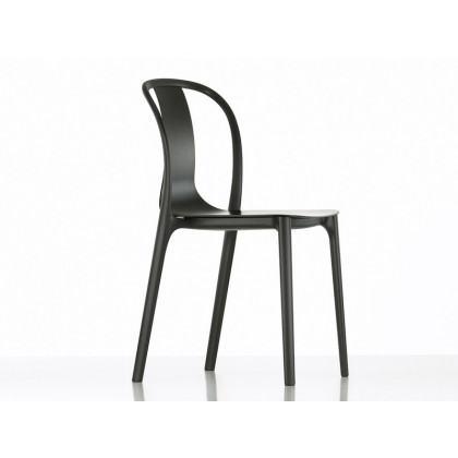 Vitra Belleville Side Chair Wood