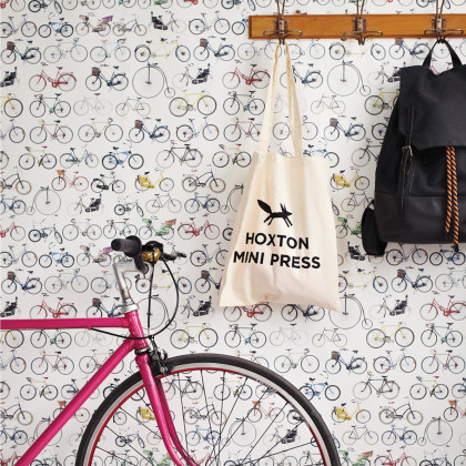 Ella Doran Bikes of Hackney wallpaper
