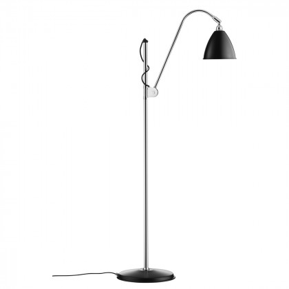 Gubi BL3 Floor Lamp - Small - Chrome
