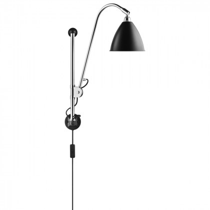 Gubi BL5 Wall Lamp - Chrome