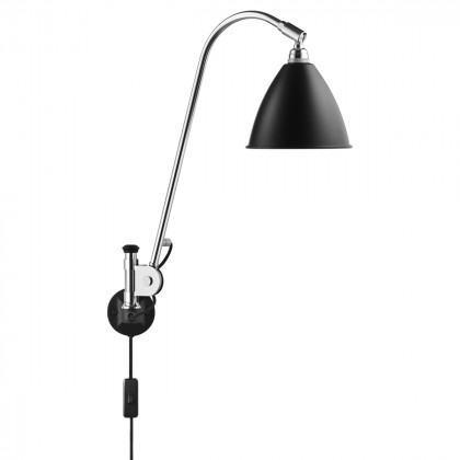 Gubi BL6 Wall Lamp - Chrome