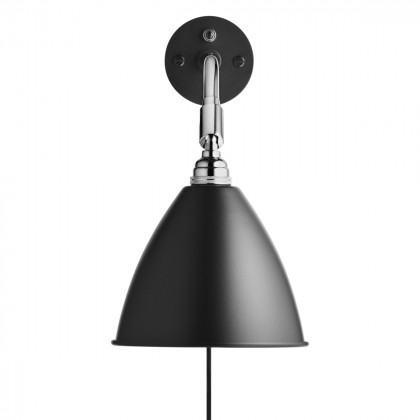 Gubi BL7 Wall Lamp - Chrome