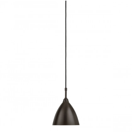 Gubi BL9 Pendant Light - Black Brass