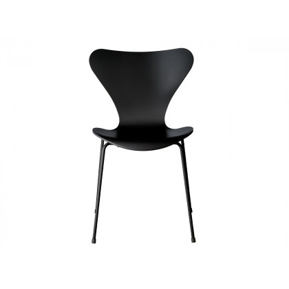 Fritz Hansen Series 7 Dining Chair Monochrome - Lacquered