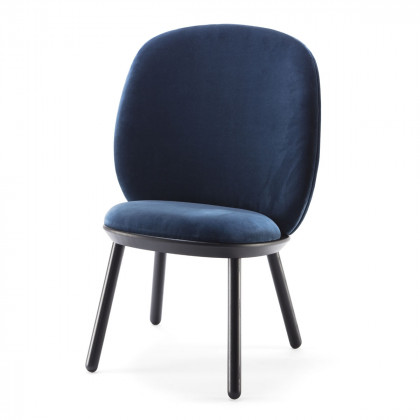 Emko Naive Low Chair - Velour