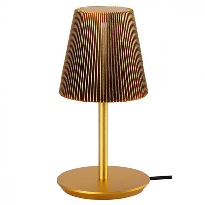 EOQ Aluminium Bramah Table Lamp