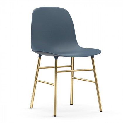 Normann Copenhagen Form Chair - Metal