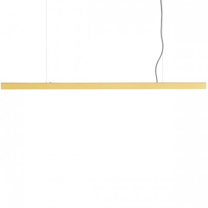 Anour Polished Brass Pendant Lamp