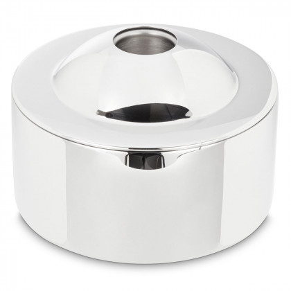Tom Dixon's Brew Biscuit Tin Stainless Steel
