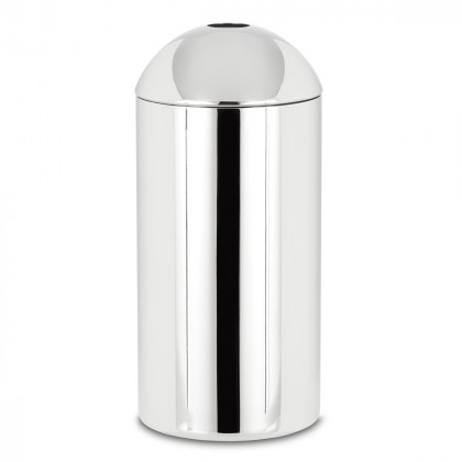 Tom Dixon's Brew Coffee Caddy Stainless Steel