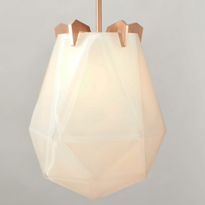 Gabriel Scott Briolette Pendant Light