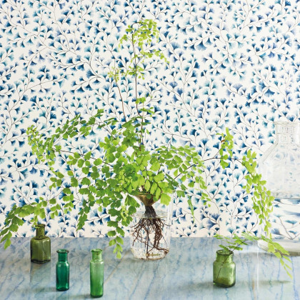 Cole and Son Maidenhair Wallpaper - Botanicals