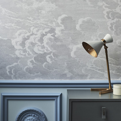 Cole and Son Nuvolette Wallpaper (2 x 10m rolls) - Clearance Design - (50% Off RRP - Wallpaper partially damaged, as shown in images)