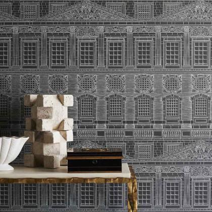 Cole and Son Wren Architecture Wallpaper
