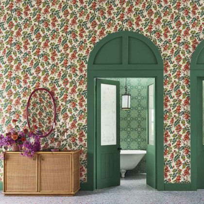 Cole and Son Bougainvillea Wallpaper