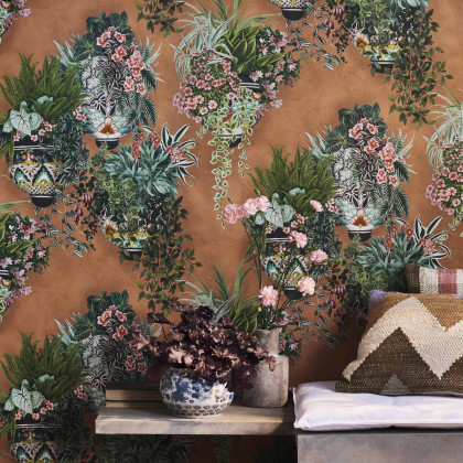 Cole and Son Talavera Wallpaper