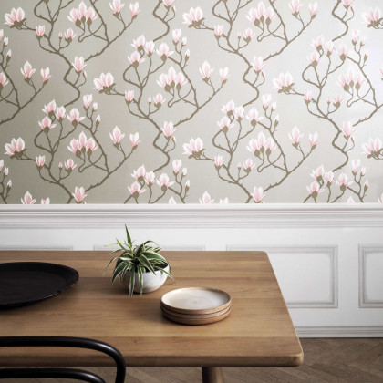 Cole and Son Magnolia Wallpaper