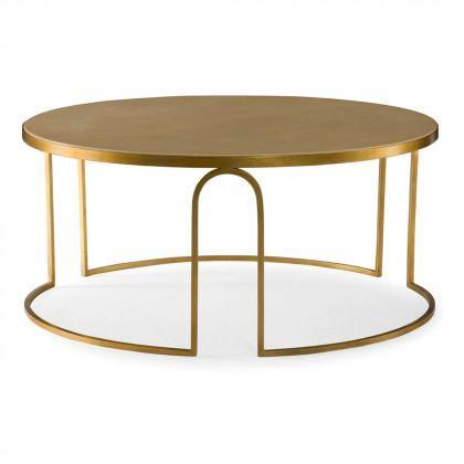 Andrew Martin Art Deco Caspian Coffee Table