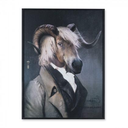 Ibride Portraits Chatterton Print