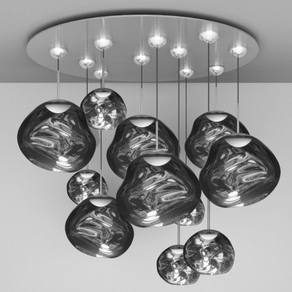 Tom Dixon Melt LED Mega Pendant System