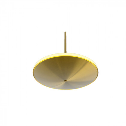 Graypants Chrona 10h Dish Pendant Light