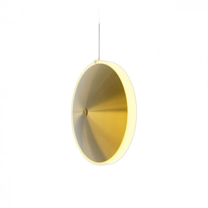 Graypants Chrona 6v Dish Pendant Light